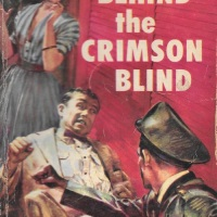 Behind the Crimson Blind - John Dickson Carr (1952)