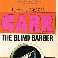 The Blind Barber - John Dickson Carr (1934)
