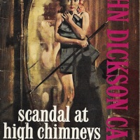 Scandal at High Chimneys - John Dickson Carr (1959)