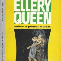The Roman Hat Mystery - Ellery Queen (1929)