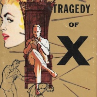 The Tragedy of X - Barnaby Ross (1932)