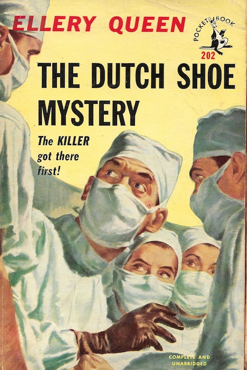 The Dutch Shoe Mystery (Ellery Queen, Book 3)