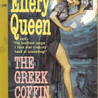 The Greek Coffin Mystery - Ellery Queen (1932)