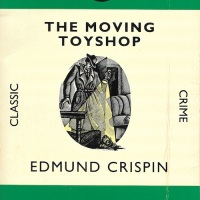 The Moving Toyshop - Edmund Crispin (1946)