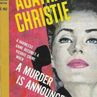 A Murder is Announced - Agatha Christie (1950)
