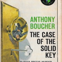 The Case of the Solid Key - Anthony Boucher (1941)
