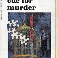 Cue for Murder - Helen McCloy (1942)