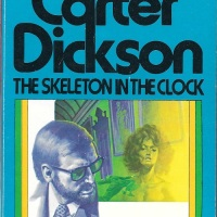 The Skeleton in the Clock - Carter Dickson (1948)