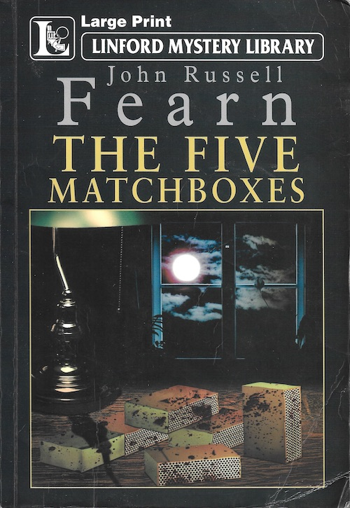 TheFiveMatchBoxes