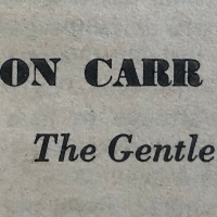 The Gentleman From Paris - John Dickson Carr (1950)