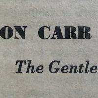 The Gentleman From Paris - John Dickson Carr (1950)