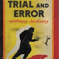 Trial and Error - Anthony Berkeley (1937)