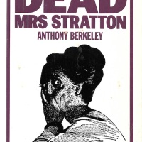 Dead Mrs Stratton (Jumping Jenny) - Anthony Berkeley (1933)