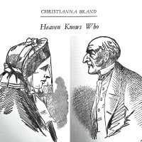 Heaven Knowns Who - Christianna Brand (1960)