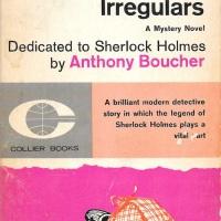 The Case of the Baker Street Irregulars - Anthony Boucher (1940)