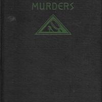 The Stingaree Murders - William Shepard Pleasants (1931)