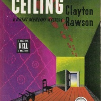 The Footprints on the Ceiling - Clayton Rawson (1939)