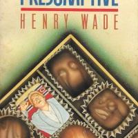 Heir Presumptive - Henry Wade (1935)