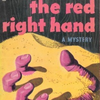 The Red Right Hand - Joel Townsley Rogers (1945)