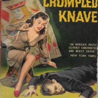 The Case of the Crumpled Knave - Anthony Boucher (1939)